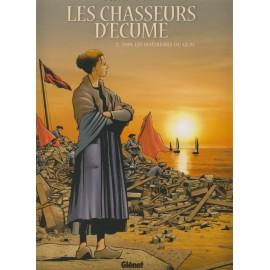 LES CHASSEURS D'ÉCUME tome 2 - 1909 LES MAÎTRESSES DU QUAI