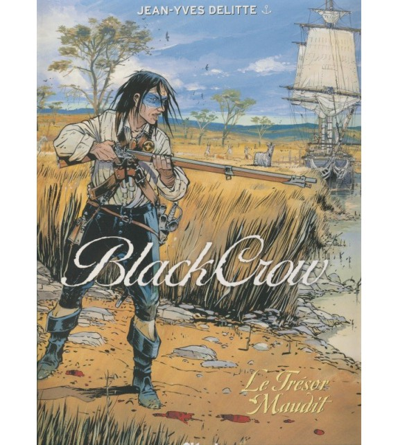 BLACK CROW - Tome 2 : Le trésor maudit
