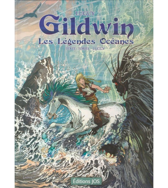 GILDWIN - LES LEGENDES OCEANES