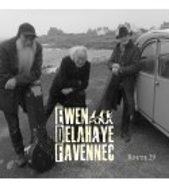 CD EWEN DELAHAYE FAVENNEC - Route 29