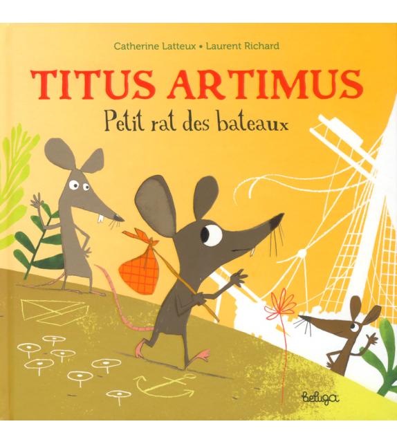 TITUS ARTIMUS, Petit rat des bateaux