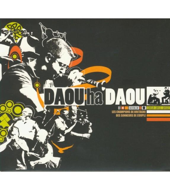 CD DAOU HA DAOU - CONCOURS DES SONNEURS DE COUPLE GOURIN 2010-2011-2012