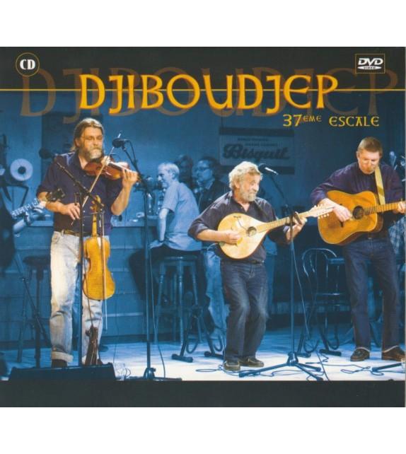 CD + DVD DJIBOUDJEP - 37ème ESCALE