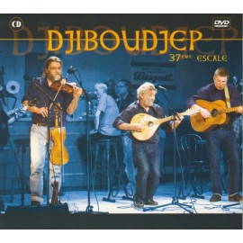 CD DVD DJIBOUDJEP - 37ème ESCALE