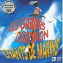 CD LES GABIERS D'ARTIMON - CHANTS DE MARINS