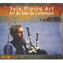 CD JAKEZ PINCET - SOLO PIPING ART - volume 1