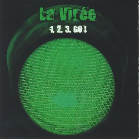 CD LA VIRÉE - 1,2,3, GO!