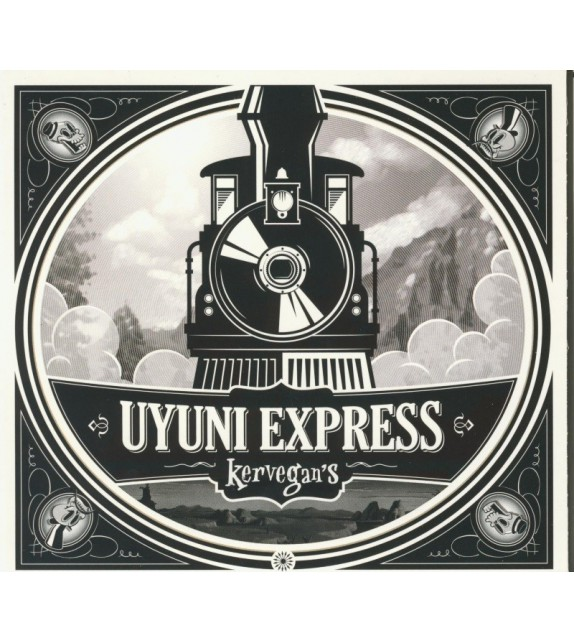 CD KERVEGAN'S - UYUNI EXPRESS