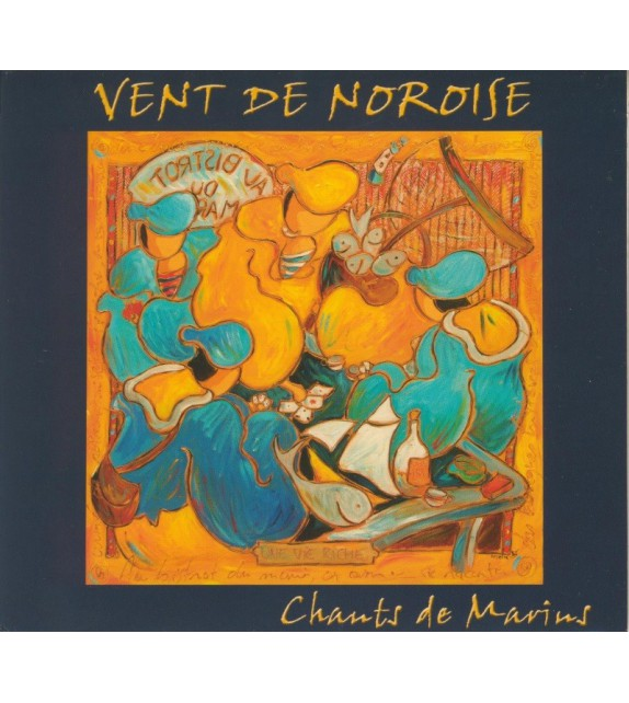 CD VENT DE NOROISE - AU BISTROT DU MARIN