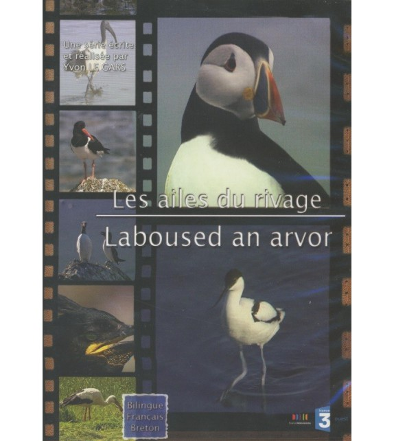DVD LES AILES DU RIVAGE - LABOUSED AN ARVOR