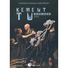 DVD KEMENT TU QUIMPER 2015