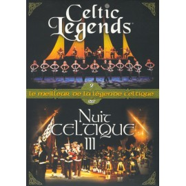 COFFRET DVD NUIT CELTIQUE 3 et CELTIC LEGENDS (4015536)