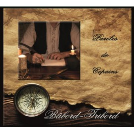 CD BABORD-TRIBORD - Paroles de copains