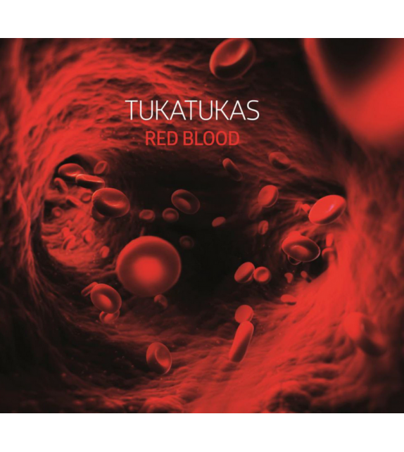CD TUKATUKAS - Red Blood