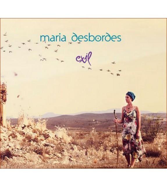 CD MARIA DESBORDES - Exil