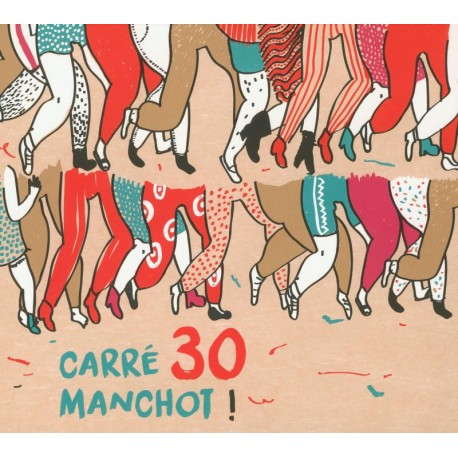 CD CARRE MANCHOT - 30