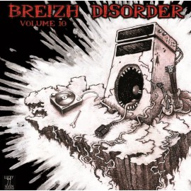 CD - BREIZH DISORDER VOL 10