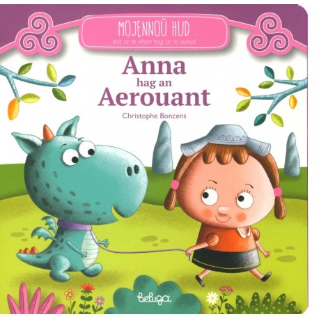 ANNA HAG AN AEROUANT