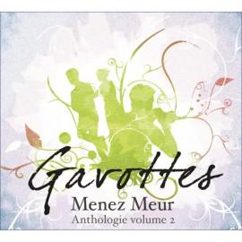 CD GAVOTTE MENEZ MEUR - Anthologie volume 2