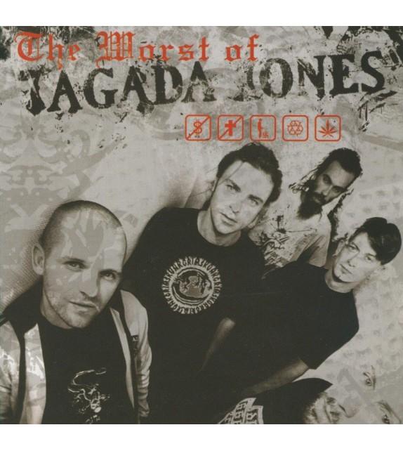 CD TAGADA JONES - THE WORST OF