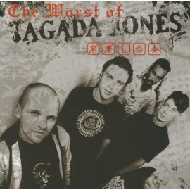 CD TAGADA JONES - THE WORST OF
