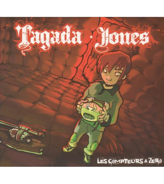 CD TAGADA JONES - LES COMPTEURS À ZÉRO