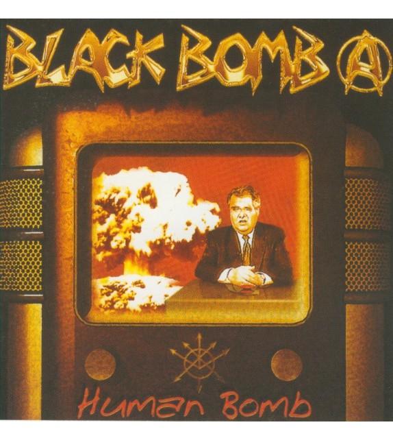 CD BLACK BOM A - HUMAN BOMB