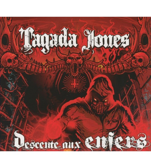 CD TAGADA JONES - DESCENTE AUX ENFERS