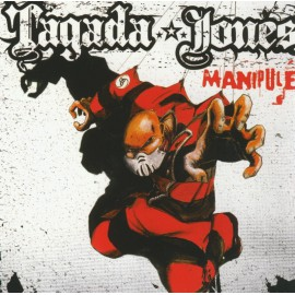 CD TAGADA JONES - MANIPULE