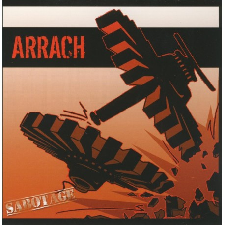 CD ARRACH - SABOTAGE