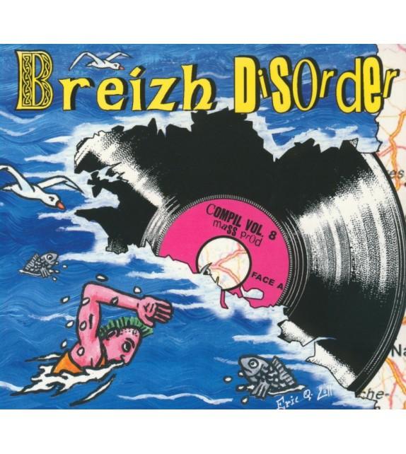 CD BREIZH DISORDER VOLUME 8