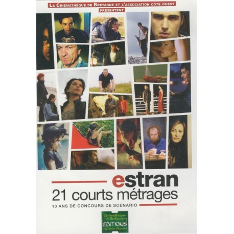 DVD ESTRAN - 21 COURTS MÉTRAGES(4015410)