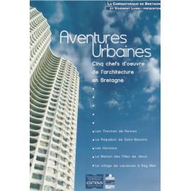 DVD AVENTURES URBAINES