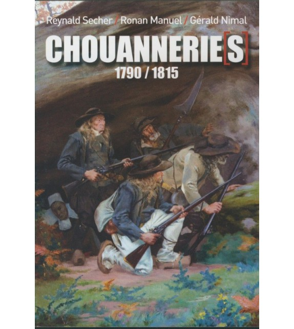 DVD CHOUANNERIE(S) 1790 - 1815