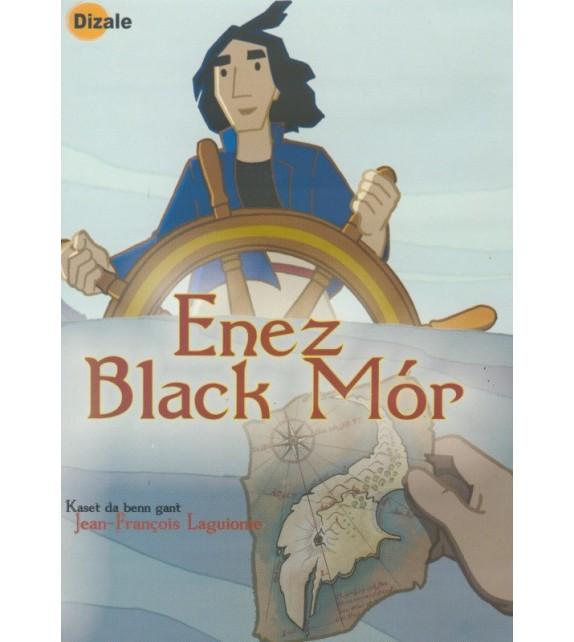 DVD ENEZ BLACK MOR (4015418)