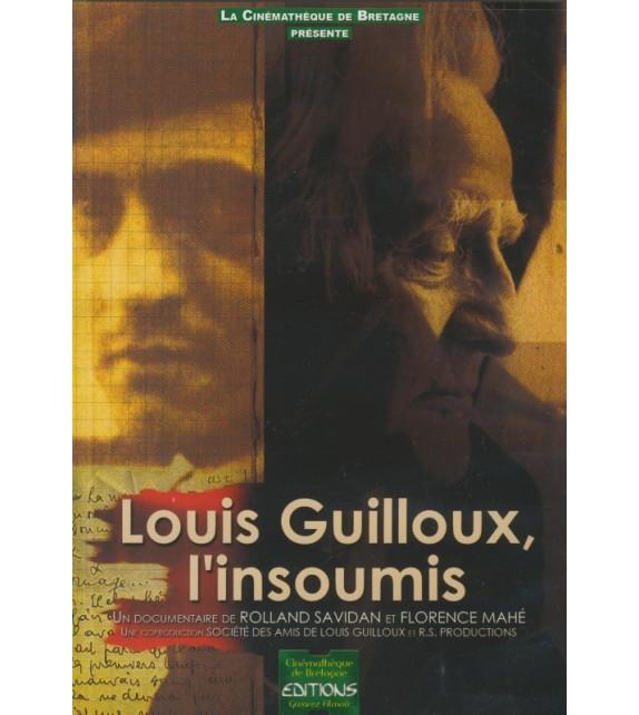 DVD LOUIS GUILLOUX L'INSOUMIS