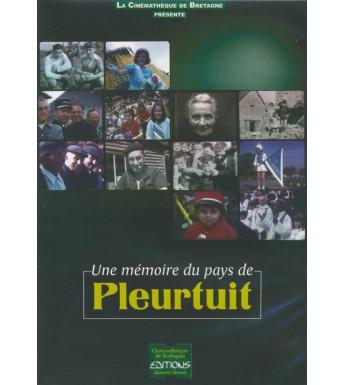 DVD UNE MEMOIRE DU PAYS DE PLEURTUIT