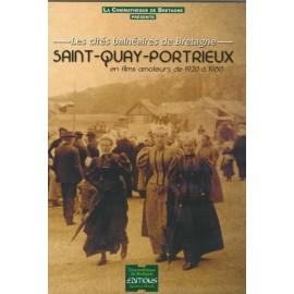 DVD SAINT QUAY PORTRIEUX EN FILMS AMATEURS DE 1920 A 1980