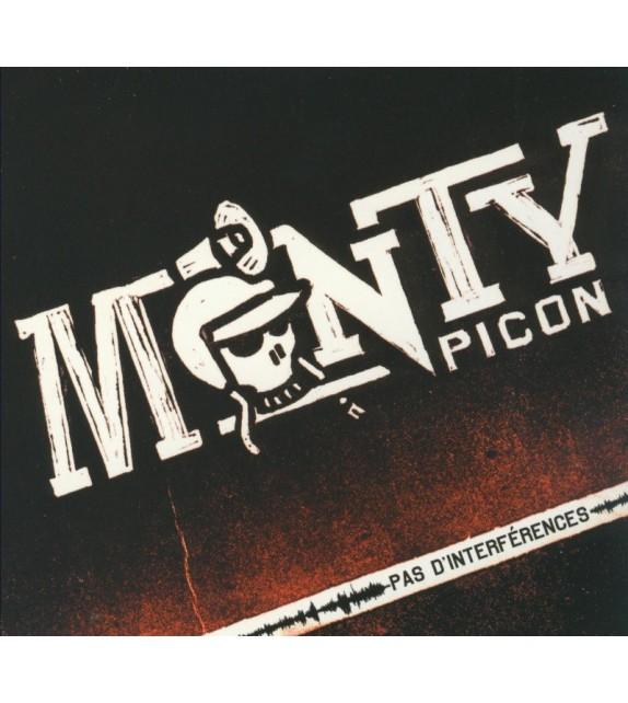 CD MONTY PICON - PAS D'INTERFÉRENCES