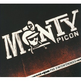 CD MONTY PICON - PAS D'INTERFÉRENCES