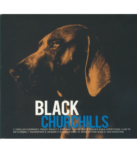 CD BLACK CHURCHILL