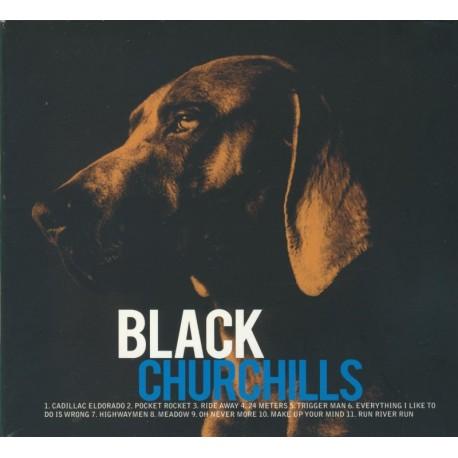 CD BLACK CHURCHILL