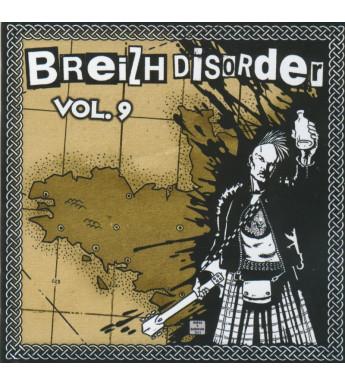 CD BREIZH DISORDER VOLUME 9