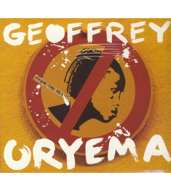 CD GEOFFREY ORYEMA - FROM THE HEART
