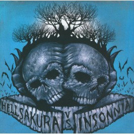 CD HELLSAKURA VS INSONNIA