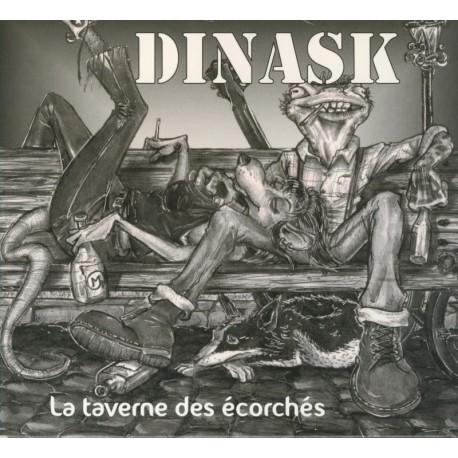 CD DINASK - LA TAVERNE DES ÉCORCHÉS