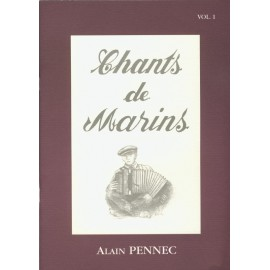 CHANTS DE MARINS VOL 1 avec CD