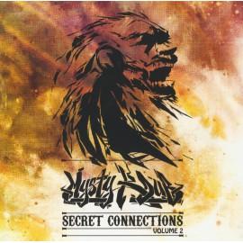 CD MYSTY K DUB - Secret Connections volume 2