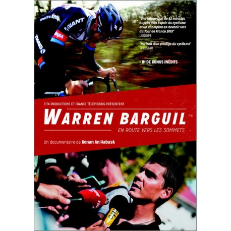 DVD WARREN BARGUIL - EN ROUTE VERS LES SOMMETS