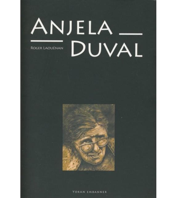 ANJELA DUVAL (biographie)